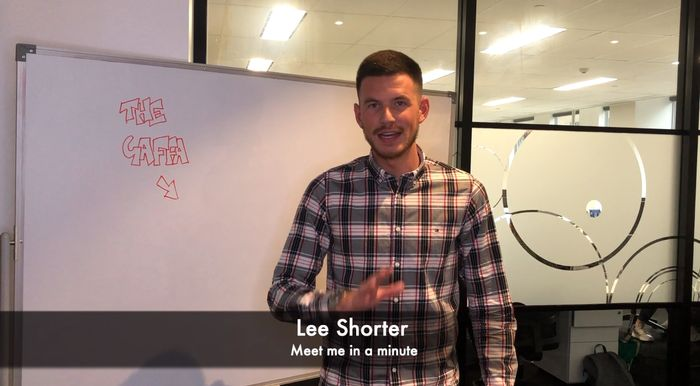 MEET ME IN A MINUTE: LEE SHORTER, SYDNEY RECRUITMENT SPECIALIST