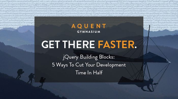 jQuery Building Blocks: A New Course from Aquent Gymnasium!