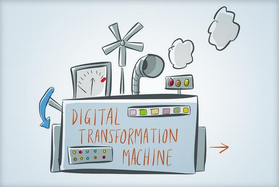 Digital Transformation in Publishing image