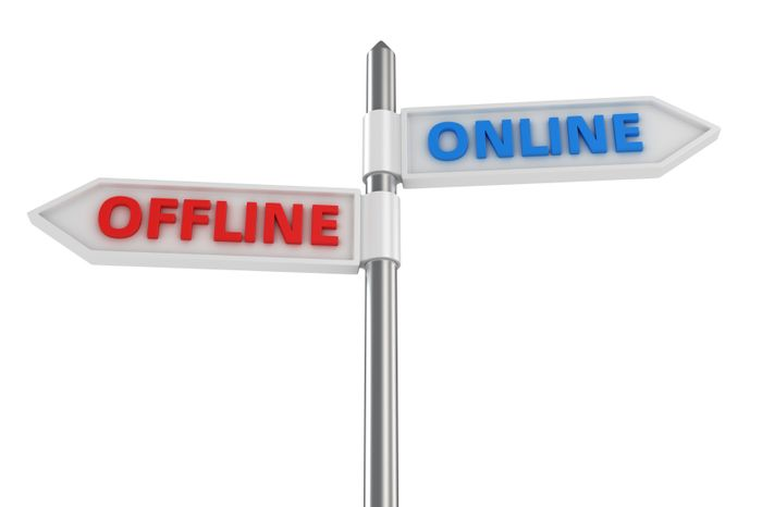 Online Vs Offline: Which is more important in building your authority and reputation?