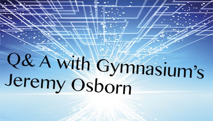 Laser Focus and Useful Information: Jeremy Osborn on Aquent Gymnasium